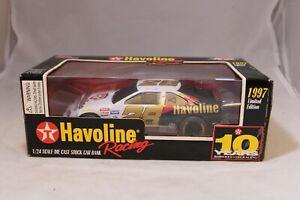 Racing Champions Diecast Replica 1:24 1997 Edition #28 Havoline Racing BANK