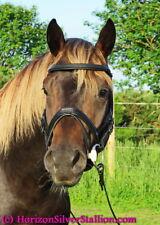 STUBBEN 2500 FREEDOM German MonoCrown COMFORT Padded Poll ERGONOMIC Bridle HORSE