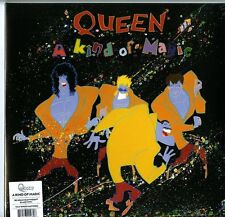 QUEEN A KIND OF MAGIC VINILE LP 180 GRAMMI NUOVO SIGILLATO