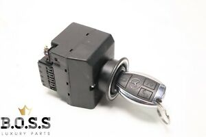2003-2006 Mercedes W220 S55 S600 Electronic Ignition Switch w/ Key A2205450908