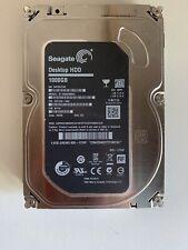 """Seagate Barracuda St1000Dm003 1000Gb 3.5"""" Pc Sata Hard Drive 1Tb 655-1724F Apple"""