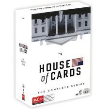 House Of Cards : Season 1-6 (DVD, 2019, 23-Disc Set)