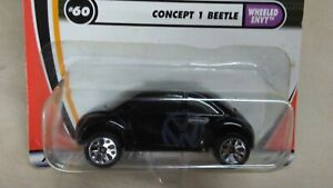 Matchbox 2001 Concept 1 Beetle Wheeled Envy Volkswagen #60 of 75 cars