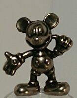 "Disney Mickey Mouse metallic 1.5"" figure Mexico Promotional giveaway"