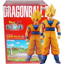 Banpresto Dragon Ball Z The Figure Collection Super Saiyan Goku PVC Figure