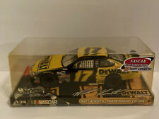 Matt Kenseth 2003 Hot Wheels Racing 1:24 #17 DeWalt NASCAR Championship Edition