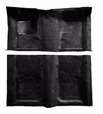 NEW ACC 68-73 *BLACK* CHEVY II NOVA 4 DOOR MOLDED LOOP CARPET - MADE IN USA