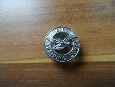 Vintage lapel badge - Air training corps  - British militaria uniform badge