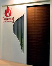 Portman FD30 Fire Rated Pocket Door Kit, Doors up to 626-926mm wide x 2.1m tall
