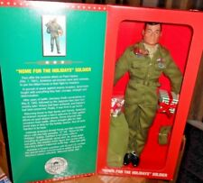 """G.I. JOE """" Home  for  the  Holidays """" SOLDIER  yr.1996  12"""" Action Figure"""
