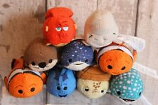Disney Charlie Tsum Tsum fish Genuine soft toy plush BNWOT Finding Dory