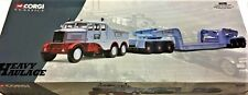 Corgi 17601 Hills of Botley Scammell Constructor & 24 Wheel Low Loader 1/50 New