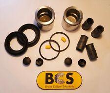 FRONT Brake Caliper Seal & Piston Repair Kit for Vauxhall Corsa 1993-2000 BCKP39