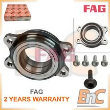 FAG FRONT WHEEL BEARING KIT AUDI PORSCHE OEM 713610900 8K0598625