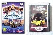 f1 race stars & Taxi 3 & Extreme Rush & Elite Heli Squad & Manhattan Chase   n/s