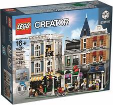 LEGO CREATOR 10255 PIAZZA DELL'ASSEMBLEA COSTRUZIONI PER COLLEZIONISTI