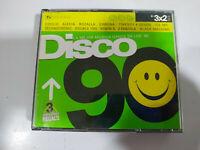 Disco 90 Coolio Alexia Rozalla Corona Ice MC Technotronic 1999 - 3 x CD