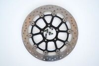 2009 DUCATI 1100 EVO MONSTER FRONT RIGHT SIDE BRAKE DISC