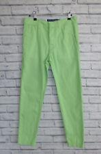 """Ralph Lauren Sport Mint Green Jeans Trousers Size2 30"""" Waist"""