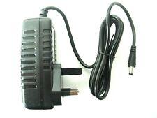2.5 AMP 12 VOLT 30 WATT REGULATED AC/DC POWER ADAPTOR/SUPPLY/CHARGER/PSU