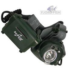 CHUB  Sat-A-Lite SL-250 Kopflampe Headlight Lampe LED rot weiß Nachtsicht Angler