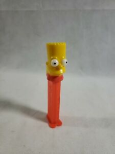 Pez Candy Dispenser Bart Simpson - The Simpsons