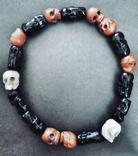 Supernatural Dean Winchester - Exact Replica Skull Bracelet