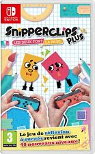 Snipperclips Plus (japanese Version) - Nintendo Switch