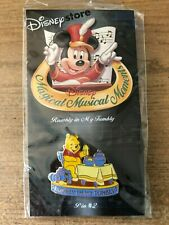 DISNEY Pin 15350 DS Magical Musical Moments - Rumbly in My Tumbly POOH