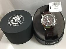 CITIZEN Eco-Drive Men's AT0550-11X H500 - S049628 Chronograph Watch