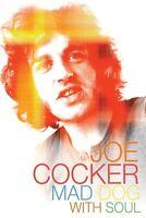 JOE COCKER - MAD DOG WITH SOUL   DVD NEU