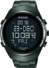 Analoge & digitale Armbanduhren mit Pulsar Herren