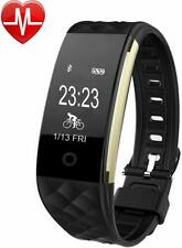 YAMAY® Fitness Tracker, Heart Rate Monitor, Waterproof, Bluetooth, Android, IOS.
