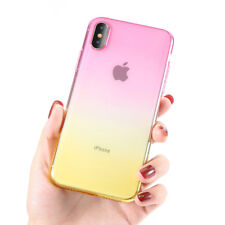 Case For iPhone 11 Pro Xr Xs MAX 8 Slim Crystal Protector Shockproof Soft Cover