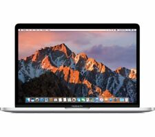 "Apple MacBook Pro Laptop de 13"", 128 GB-MPXR2B/A - (junio de 2017, Plata) - modelo del Reino Unido"