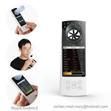 Sp80b Digital Color Spirometer Rechargeable Lung Volume Meter Pc Software Contec