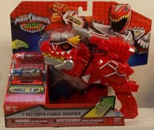 Power Rangers Dino Supercharge T-Rex Super Charge Morpher Electronic Sounds Mip