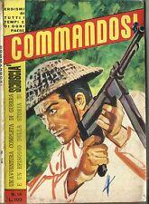 COMMANDOS - Collana Tam-Tam - n° 50 (Bianconi, 1971)