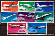 KOREA STAMPS AIRCRAFT AA55