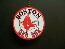 (1) BOSTON RED SOX BASEBALL CEILING FAN PULL PULLS