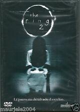 The Ring 2 (2005) DVD NUOVO SIGILLATO Naomi Watts. Simon Baker. David Dorfman