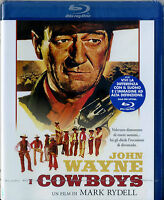 1 BLU RAY  FILM JOHN WAYNE/JOHN FORD WEST MOVIE-I COWBOYS western,indiani,cowboy