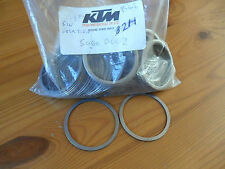 ^ KTM WP Fork Shim , 52 x 59 x 2.2mm, bag of 2, part no. 50600002