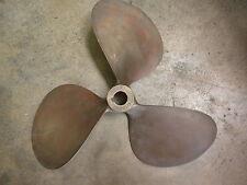Hy Torq Prop 18 RH 22 x 1-1/2 Bronze cup 3 Blade MY-T3 Propeller Right Hand