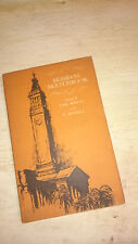 BRISBANE SKETCH BOOK AUSTRALIAN COLONIAL TOWN SETTLEMENT HISTORY SIGNED