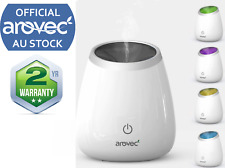 Diffuser Essential Oil Arovec Ultrasonic Air Deodorizer 120ml Lasts up to 8hrs