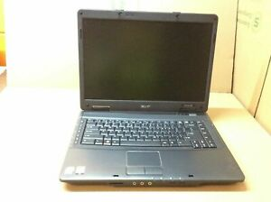 "[C] Acer Extensa 5630 Laptop 15.4""Core 2 Duo T6600 2.2GHz 4GB 120GBSSD DVD Win10"