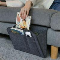 Hanging Bag Bedside Storage Organizer Holder Bed Pocket Caddy 2019 Sofa Pho Y1L0