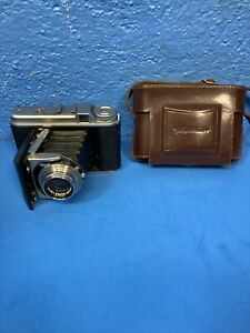 Camera Voigtlander 6x6 Perkeo II  lens Color Skopar 3.5/80mm