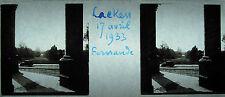 Photographie Château de Laeken 17 avril 1933 Belgique Belgium Castle